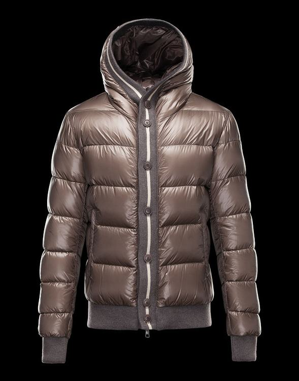 Moncler Cesar Men Jacket Gold