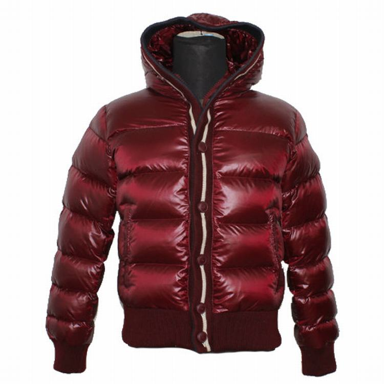 Moncler Cesar Men Jacket Red