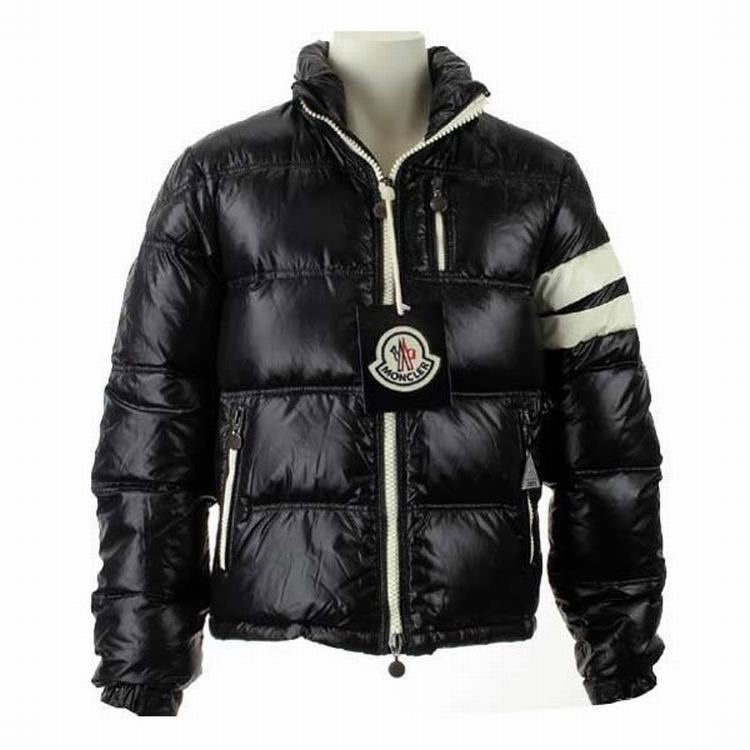 Moncler Eric Men Jacket Black