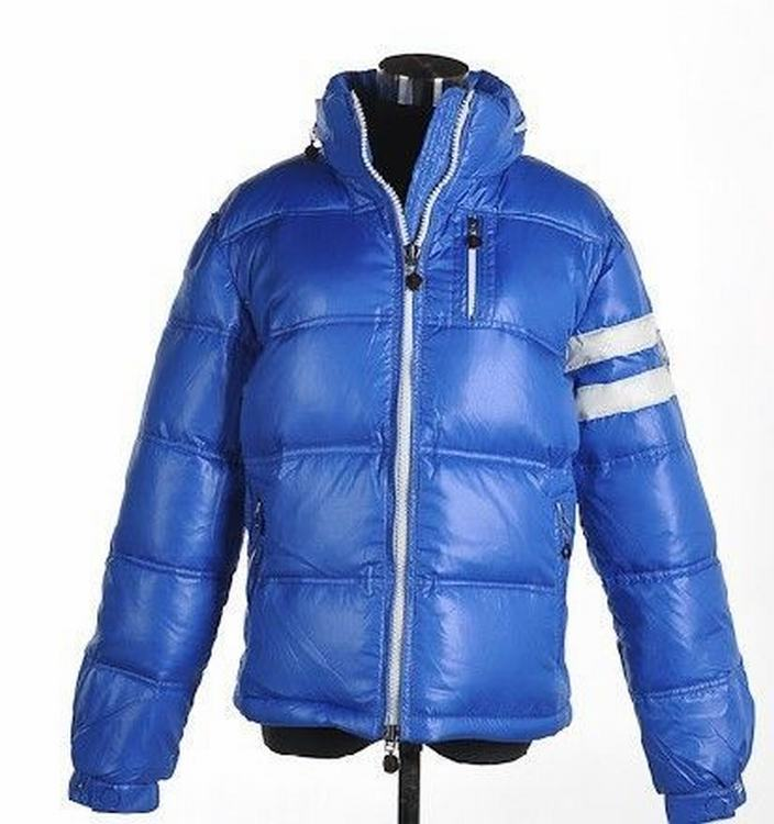 Moncler Eric Men Jacket Blue