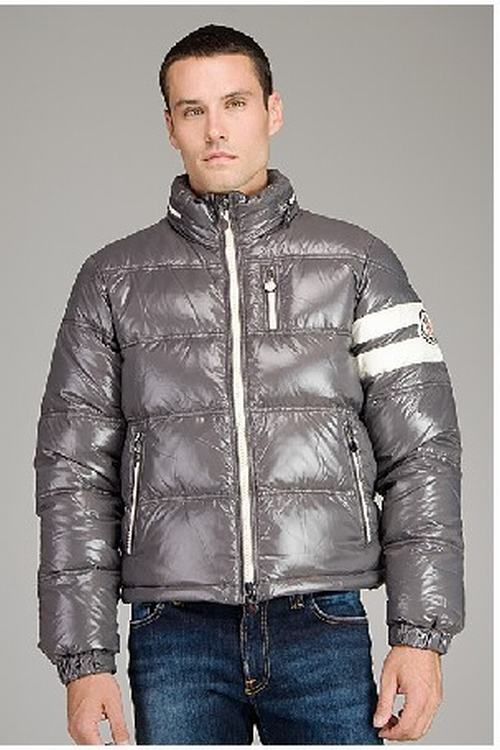 Moncler Eric Men Jacket Grey