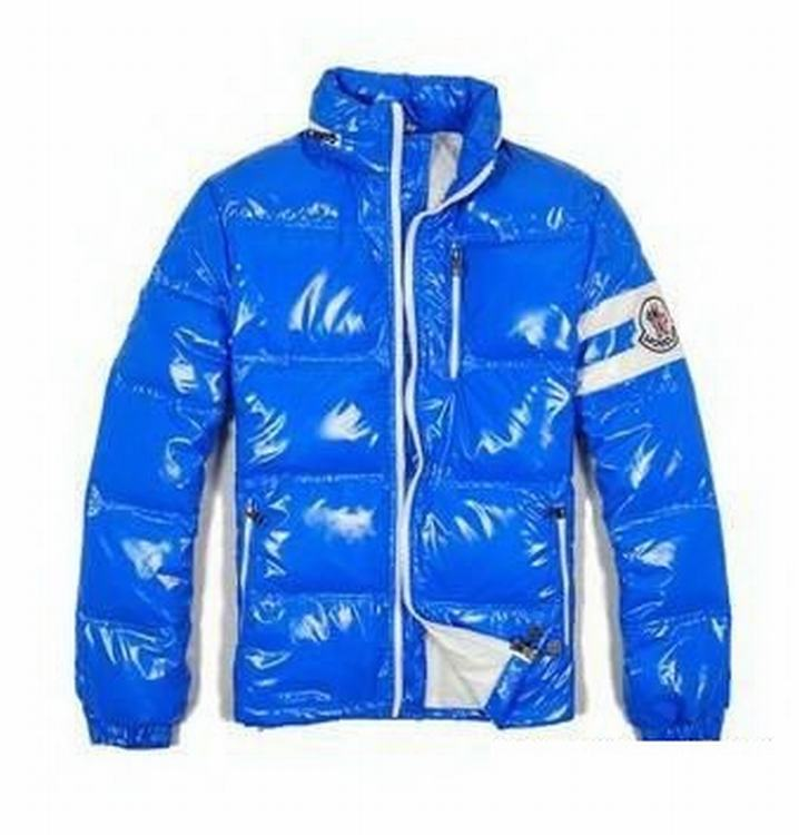 Moncler Eric Men Jacket Royal Blue
