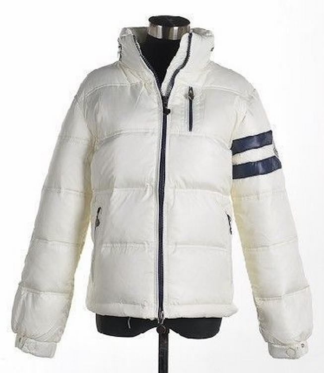 Moncler Eric Men Jacket White