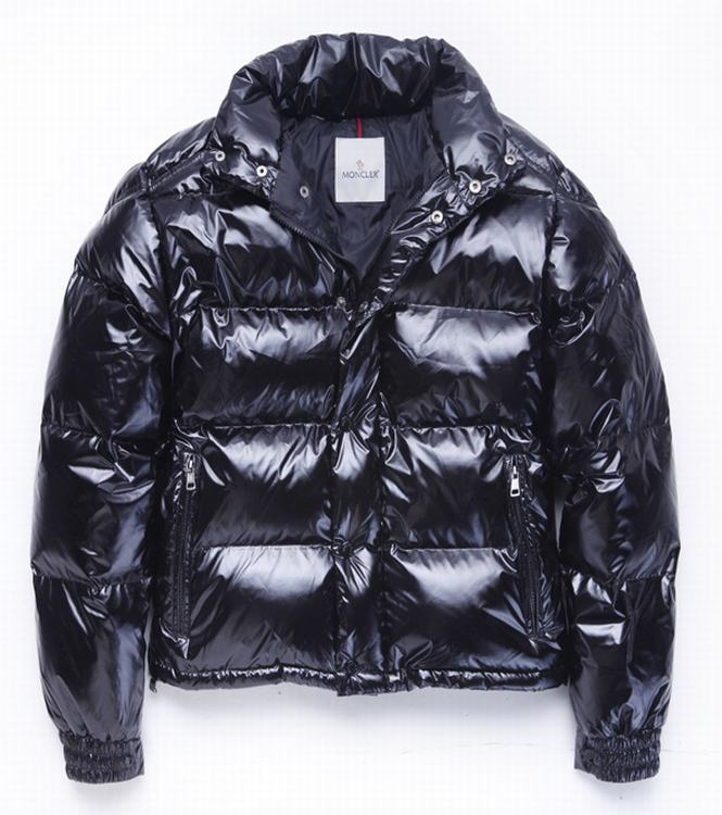 Moncler Ever Men Jacket Dark Blue