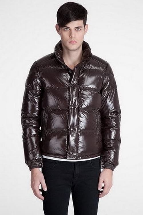 Moncler Everest Men Jacket Brown