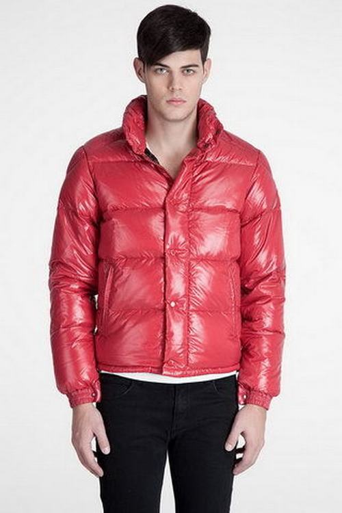 Moncler Everest Men Jacket Red