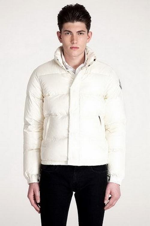 Moncler Everest Men Jacket White