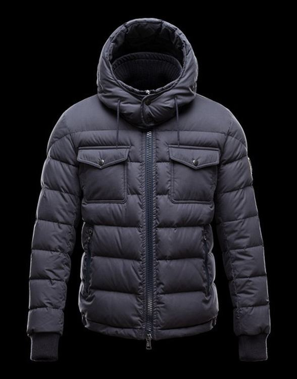 Moncler Fedor Men Jacket Blue