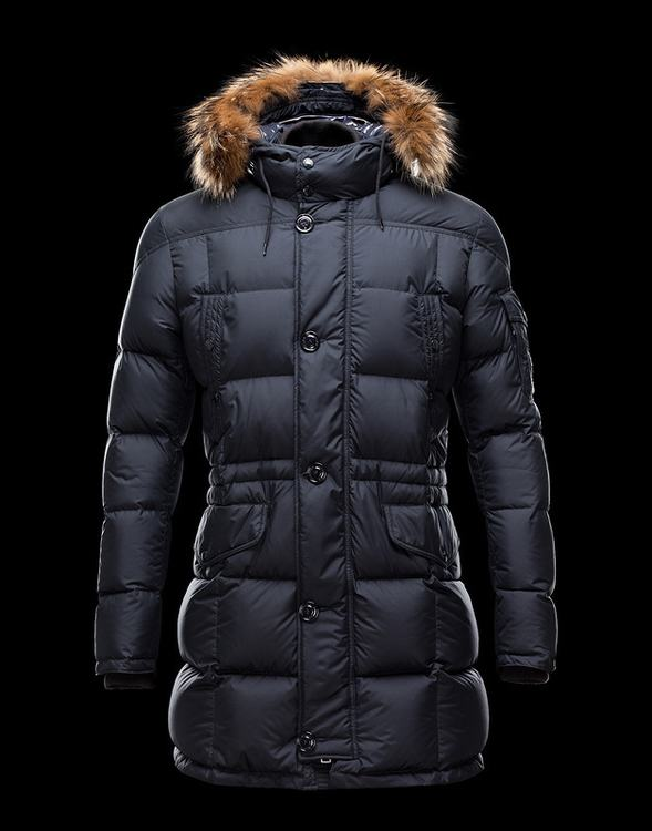 Moncler Gabriel Men Jacket Blue