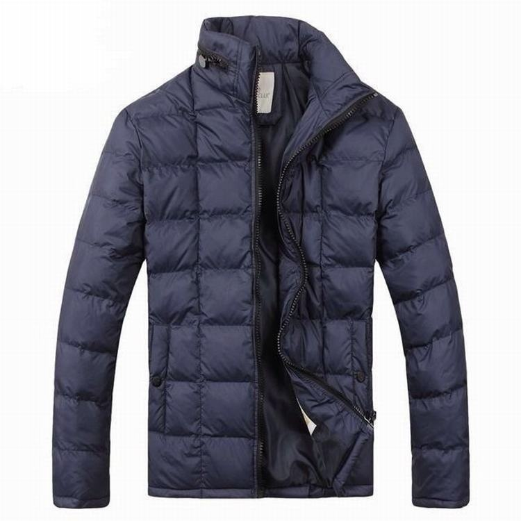 Moncler Gamme Bleu 04 Men Jacket Purple