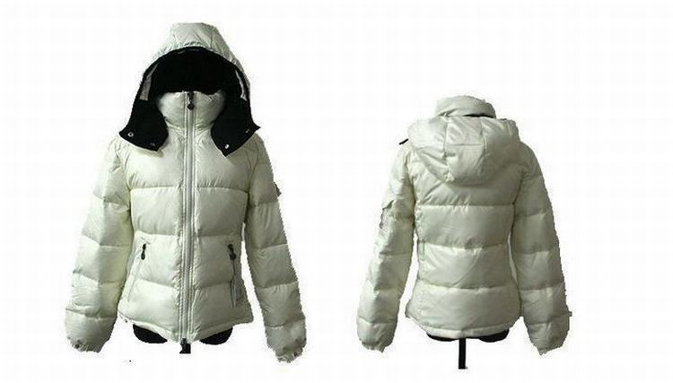 Moncler Himalaya Men Jacket Cream White