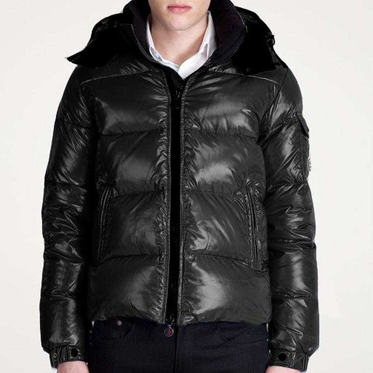 Moncler Himalaya Men Jacket Dark Grey