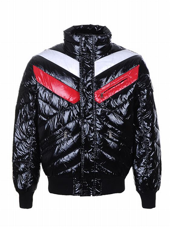 Moncler Jacket MJ62 Men Jacket Dark Blue