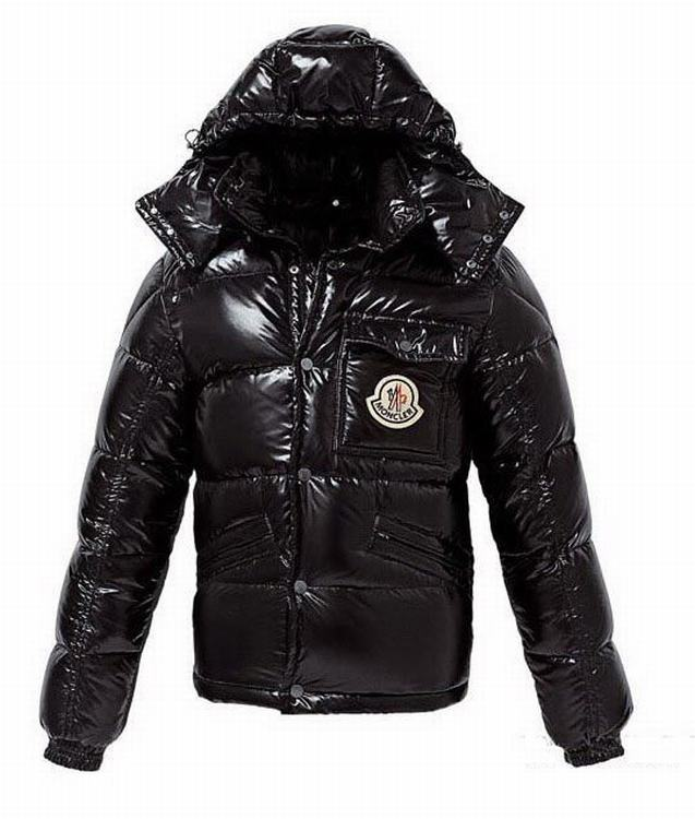 Moncler Karak Men Jacket Dark Brown
