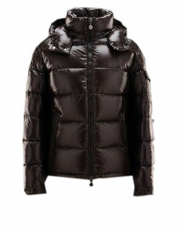 Moncler Maya Men Jacket Dark Brown
