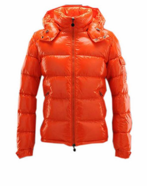 Moncler Maya Men Jacket Orange