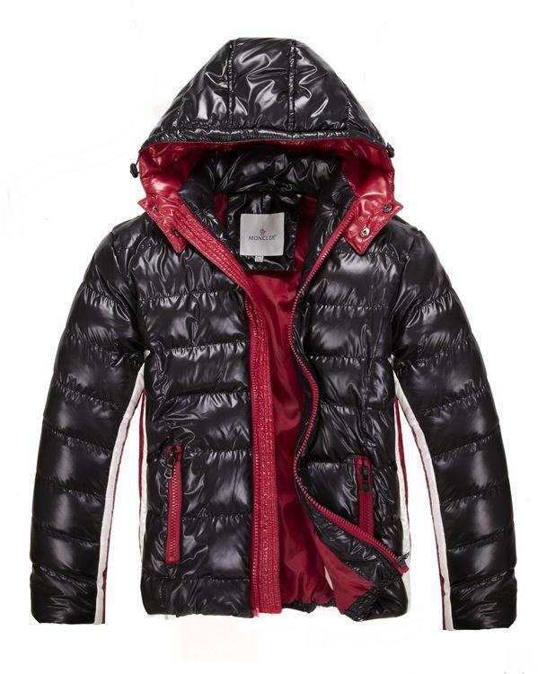 Moncler Peeters Men Jacket Black
