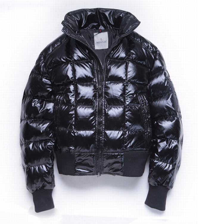 Moncler Racine Men Jacket Dark Blue