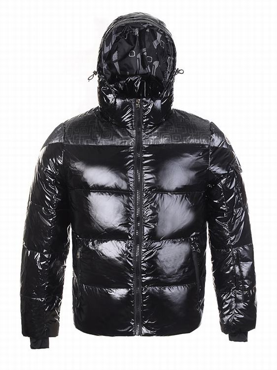 Moncler Ski Down Jacket 02 Men Jacket Black