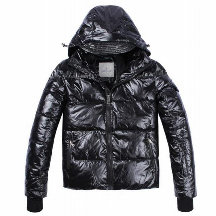 Moncler Ski Down Jacket 02 Men Jacket Dark Brown