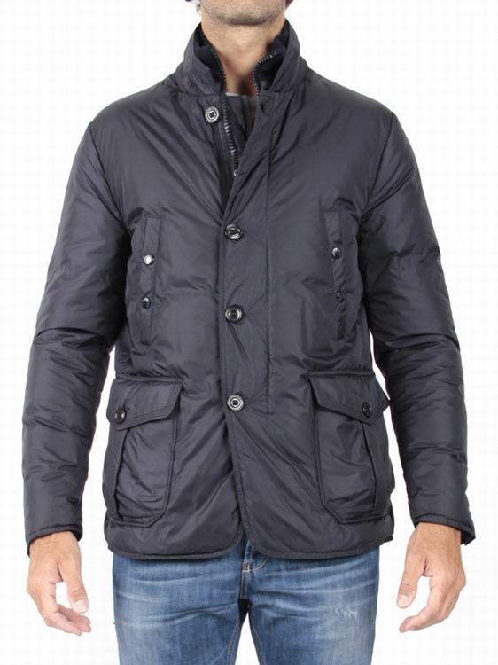 Moncler Tany Men Jacket Dark Grey
