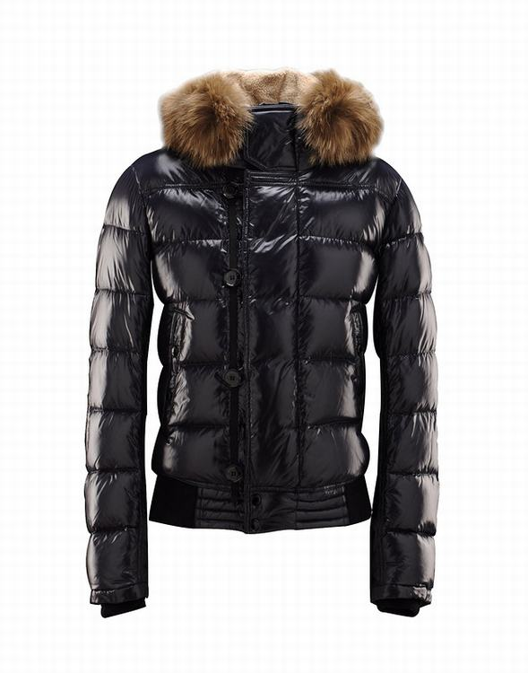 Moncler Veyle Men Jacket Dark Blue