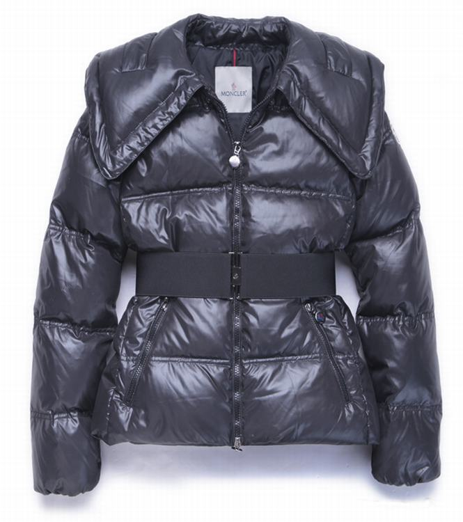 Moncler Aliso Women Jacket Dark Blue