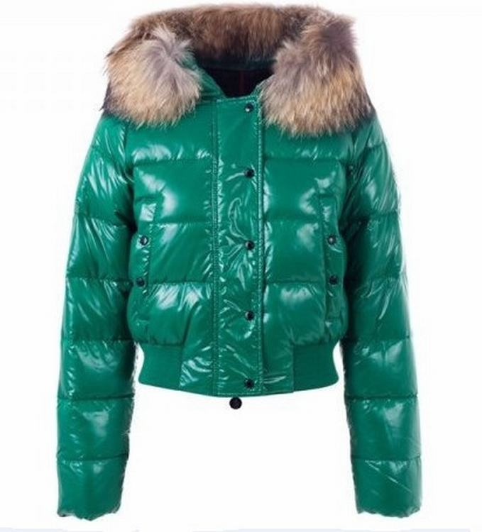 Moncler Alpin Women Jacket Cyan