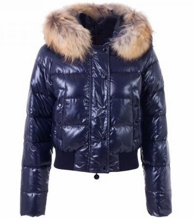 Moncler Alpin Women Jacket Purple