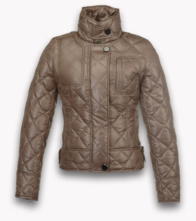 Moncler Bayonne Women Jacket Brown