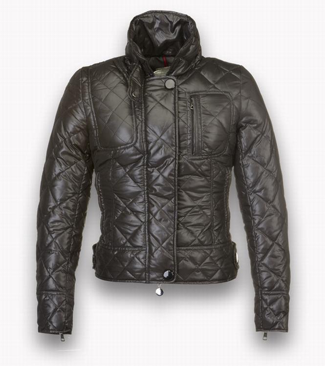 Moncler Bayonne Women Jacket Green Brown