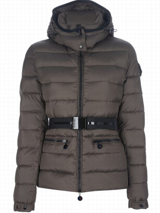 Moncler Bea Women Jacket Brown