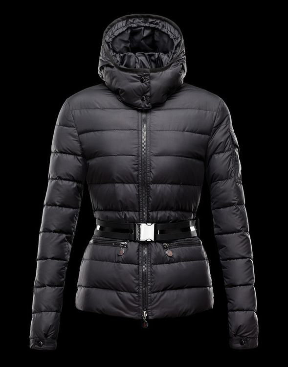 Moncler Bea Women Jacket Dark Blue