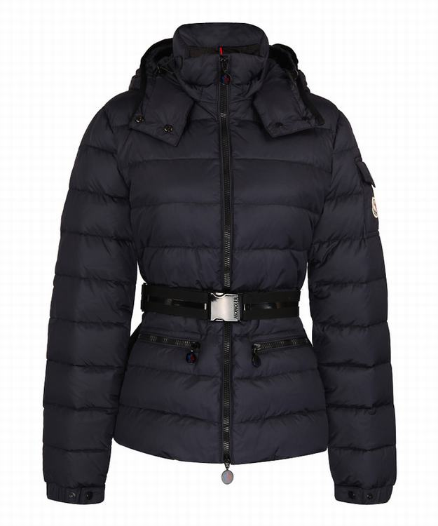 Moncler Bea Women Jacket Dark Purple