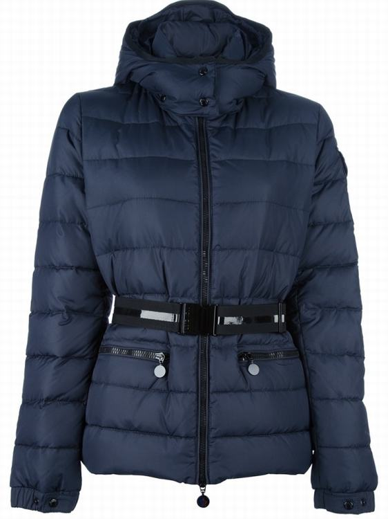 Moncler Bea Women Jacket Light Blue