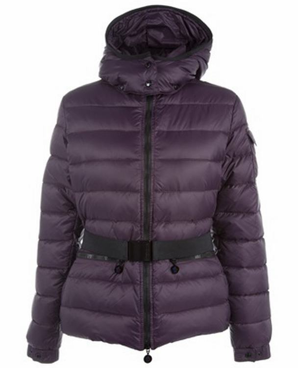 Moncler Bea Women Jacket Purple