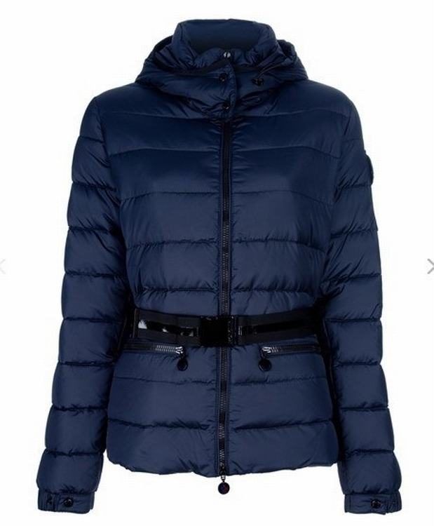 Moncler Bea Women Jacket Royal Blue