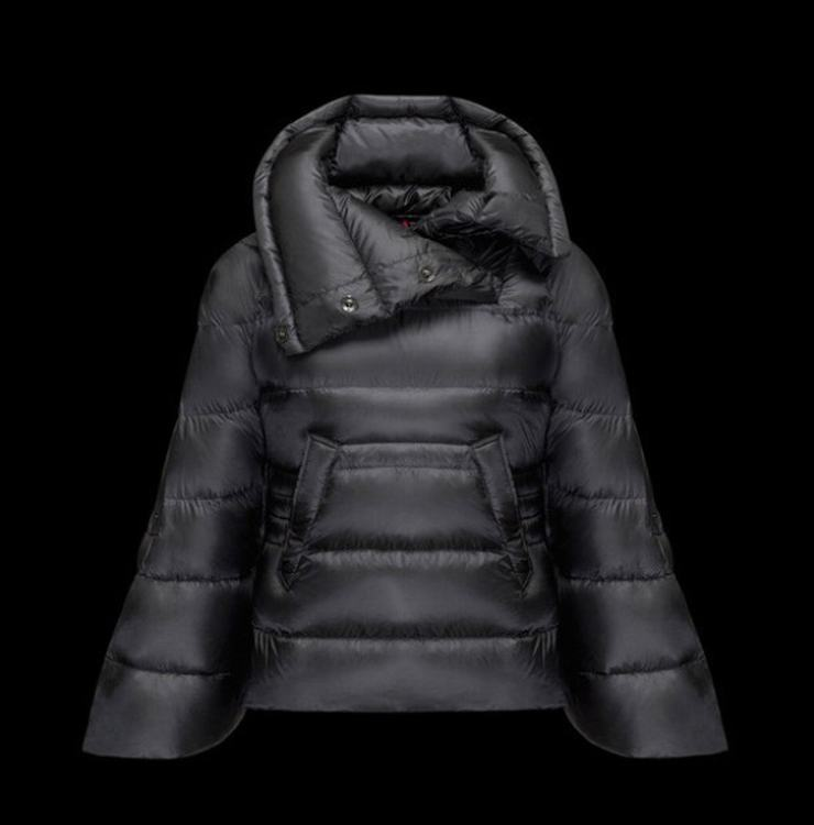 Moncler Cameline Women Jacket Dark Blue