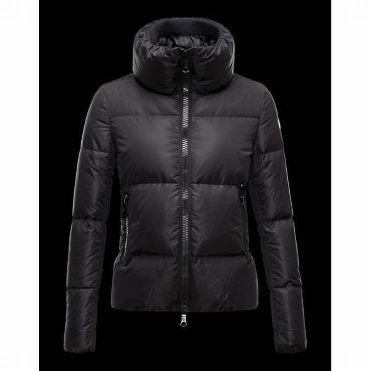 Moncler Chery Women Jacket Black