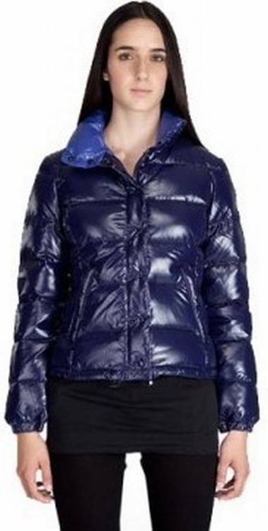 Moncler Clairy Women Classic Jacket Dark Purple