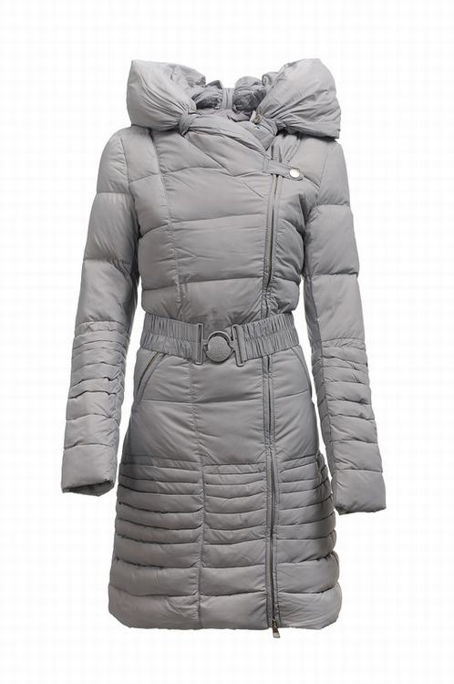 Moncler Clem Women Jacket Grey