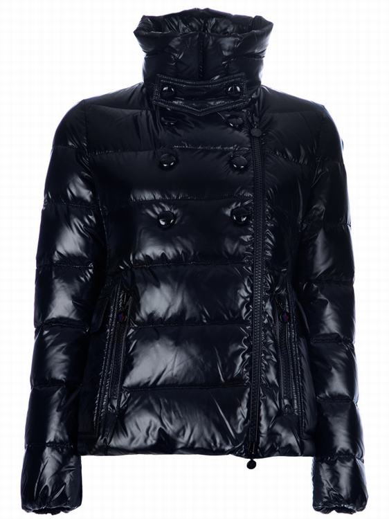 Moncler Cyroselle Women Jacket Dark Blue