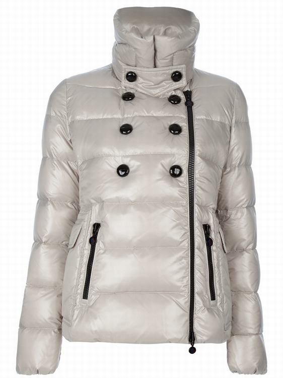 Moncler Cyroselle Women Jacket White