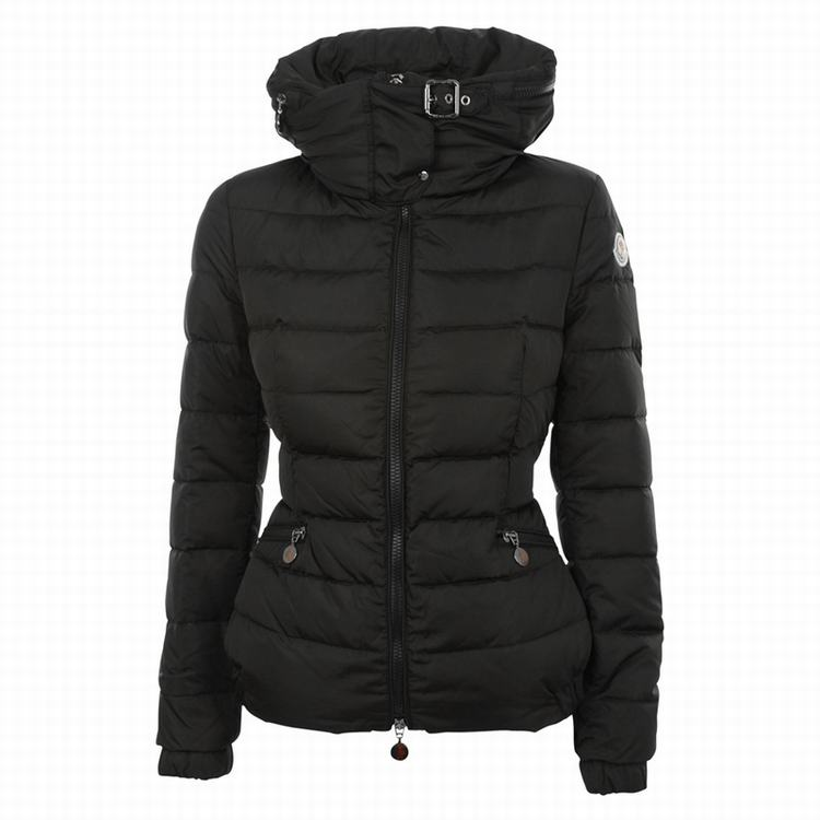 Moncler Epine Women Jacket Black