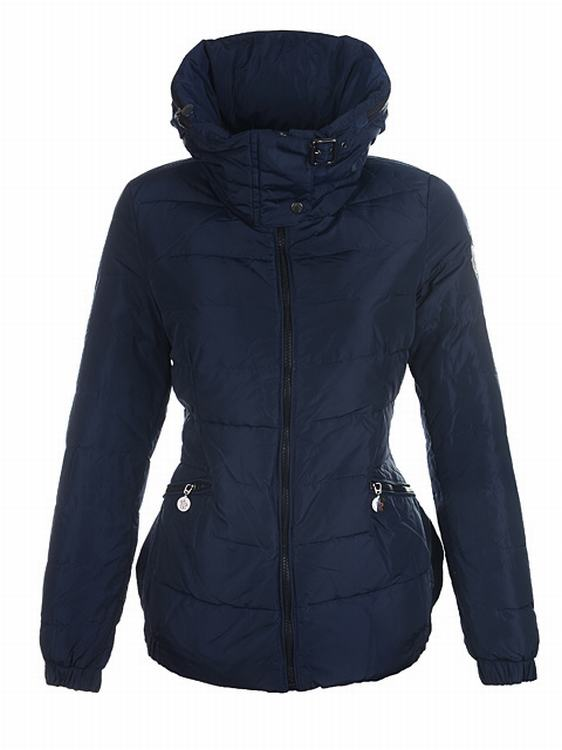 Moncler Epine Women Jacket Blue