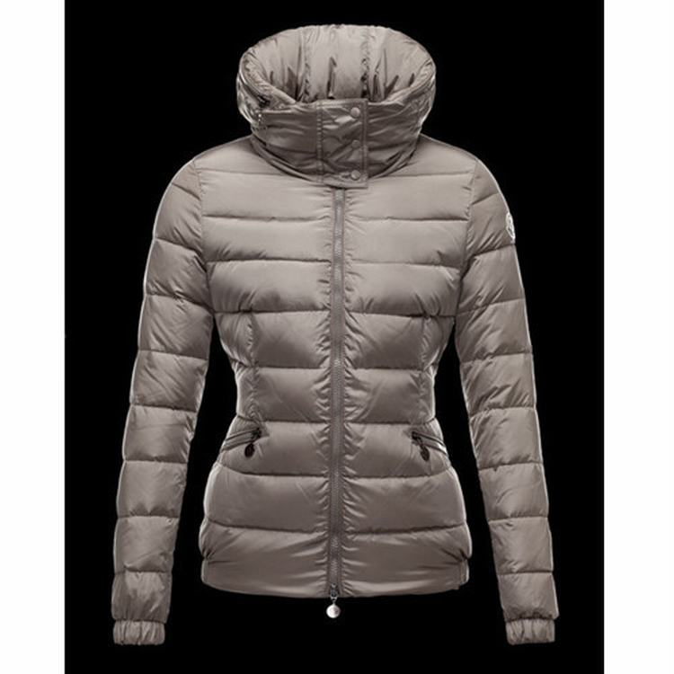 Moncler Epine Women Jacket Grey
