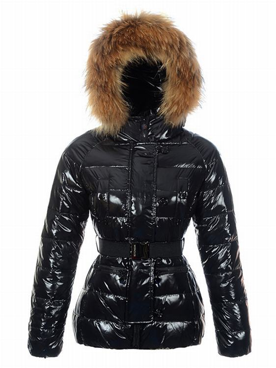 Moncler Gene Women Jacket Black