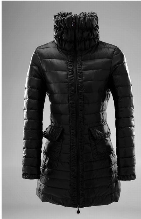 Moncler Gouet Women Jacket Black