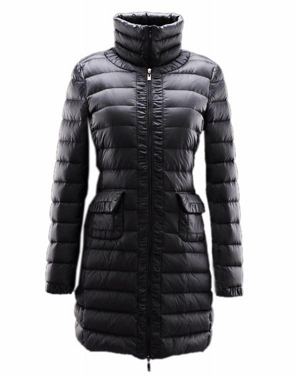 Moncler Gouet Women Jacket Dark Blue