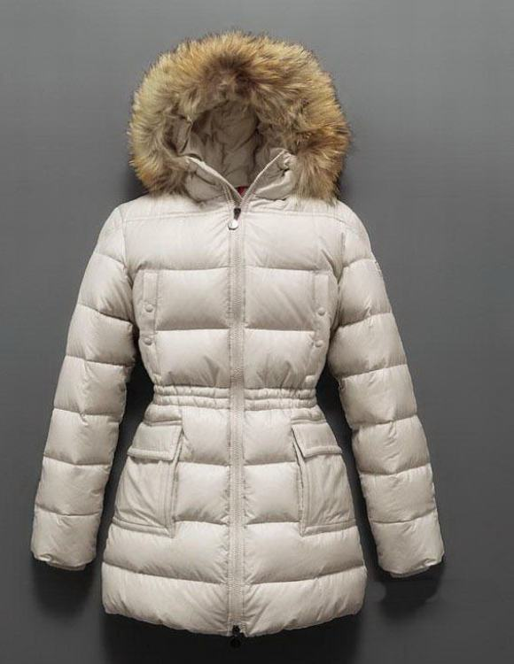 Moncler Gueran Women Jacket White